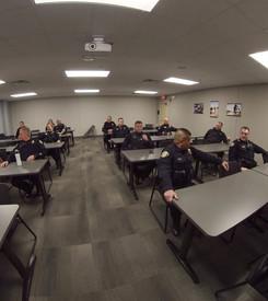CareerViewXR Reframe Example: Fargo Police Department