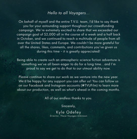 These Voyages Unknown: Indiegogo Campaign (4)
