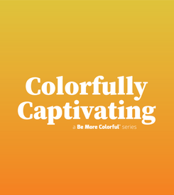 Colorfully Captivating Logo Design