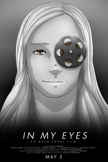 IN MY EYES // Official Poster, April 2019
