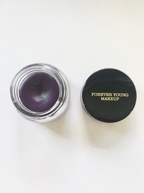 Eggplant gel eyeliner