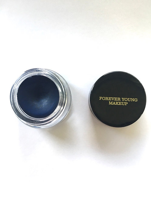 Navy gel eyeliner