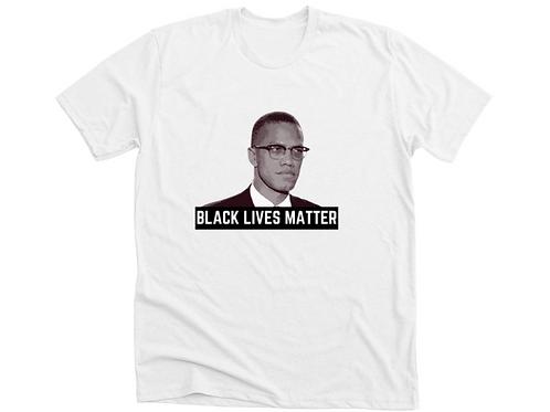 BLM : Malcom X T-Shirt