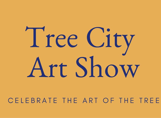 Kids In Trees: Tree City Art Show!