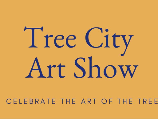 Kids In Trees: Tree City Art Show!
