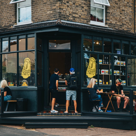 """Perfect Daily Grind: Explaining the neighbourhood coffee shop: """"More than coffee and sandwiches"""""""
