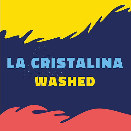 La Cristalina - Washed