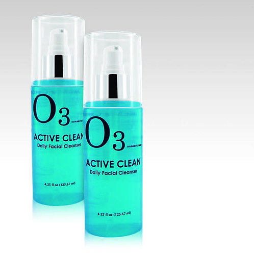 ACTIVE CLEAN (Daily Facial Cleanser) 8.00 floz