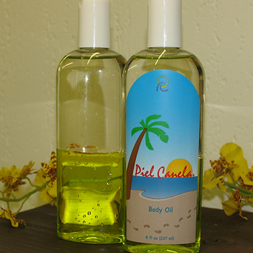 BODY OIL 8.00 FL OZ