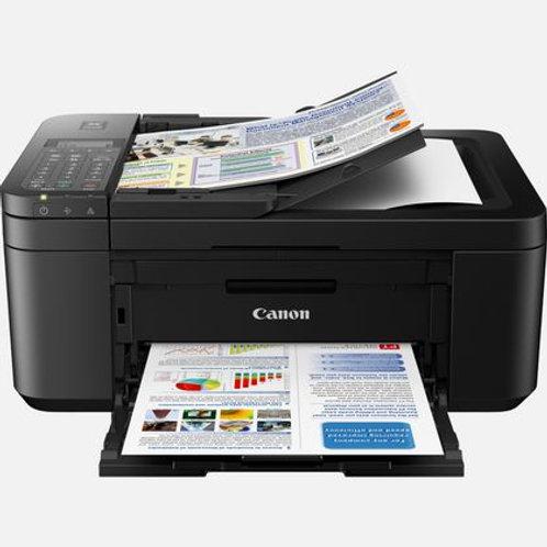 Imprimante Multifonction 4-en-1 Canon PIXMA TR4550, Noir