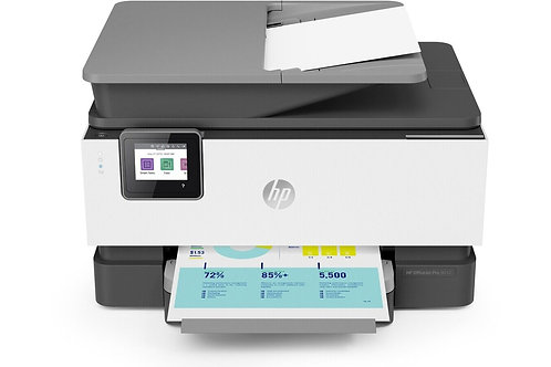 HP Officejet Pro 9012 All-in-One - imprimante multifonctions jet d'encre couleur