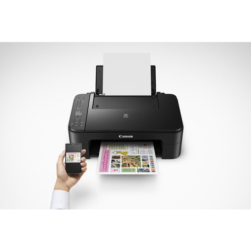 Canon TS3450 Couleur Jet d'encre - Imprimante multifonctions