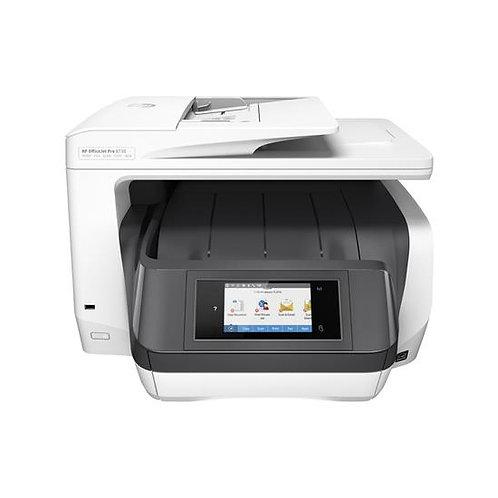 Imprimante Jet Encre HP Officejet Pro 8730 All-in-One