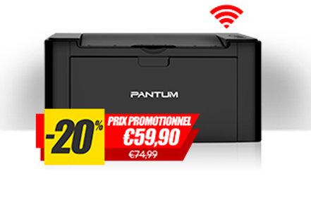 Imprimante laser Pantum P2506W