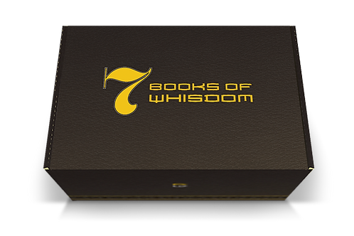 7 Books of Whisdom Boxed Set - All Seven Volumes in the Series