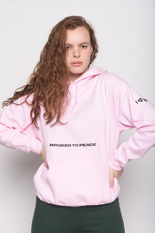 Pray as Much as You Stress Hoodie
