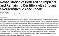 Oral Health Journal - 2020 Publication