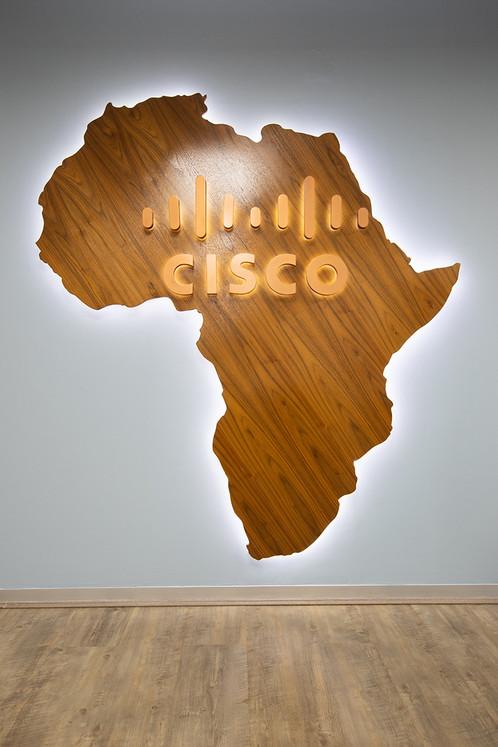 Cisco Africa Sign
