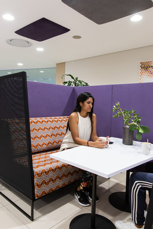 Meeting Booth