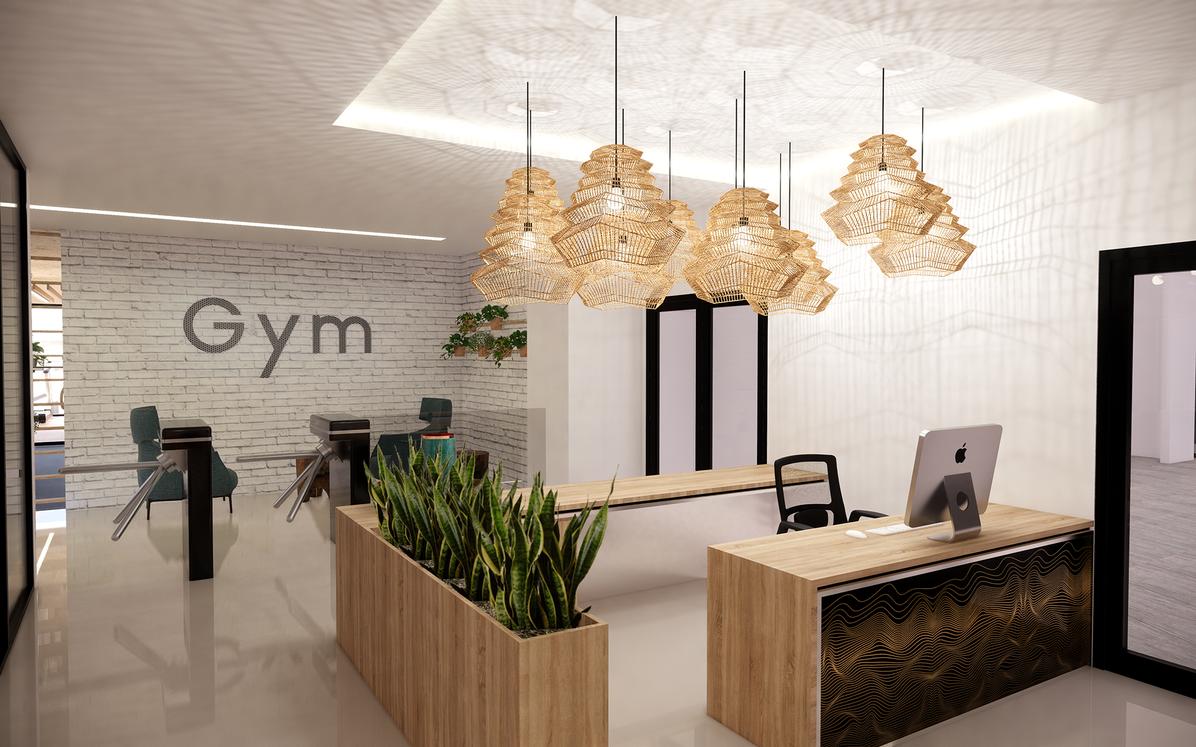 Gym Reception