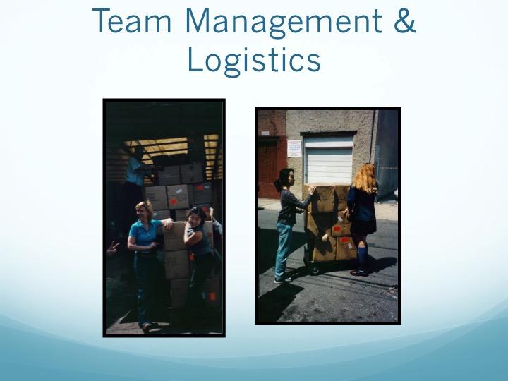shipping, storage, distribution