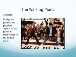 Inventor of The Big Piano