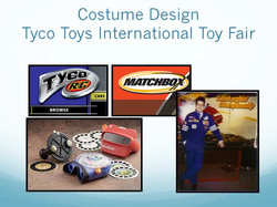 and finally in the toy industry...