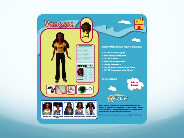 Vanessa's Page