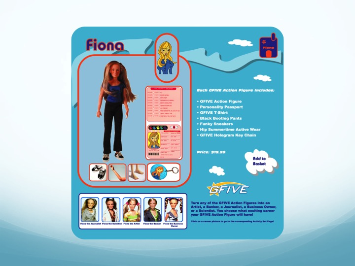 Fiona's page