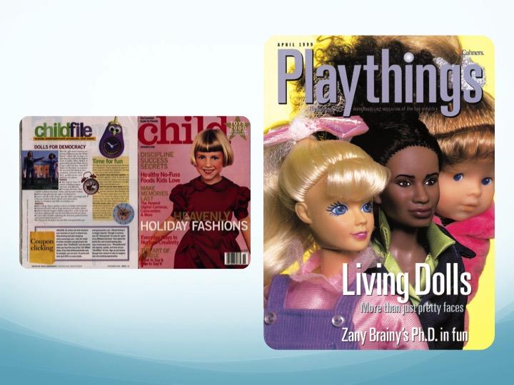 featured in Child Magazine