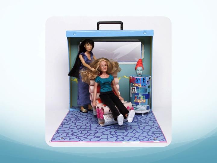 Salon Owner Playset