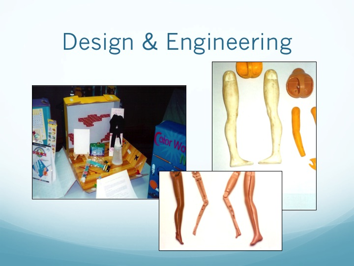 the process of design required engineering