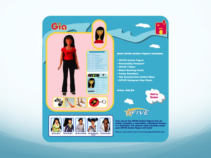 Gia's Page