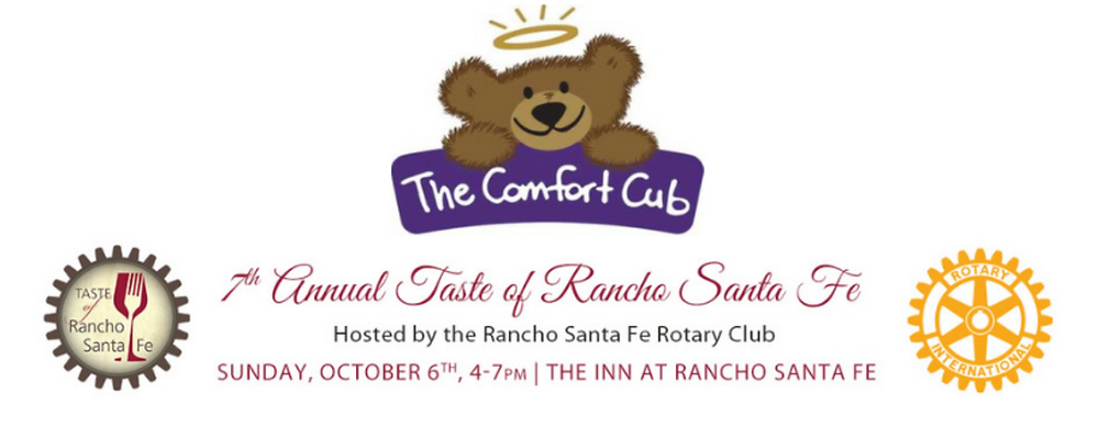 Comfort Cub @ the Taste of Rancho Santa Fe