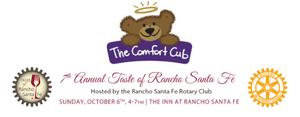 Comfort Cub @ the Taste of Rancho Santa Fe