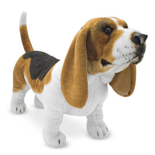 Basset Hound Giant Plush
