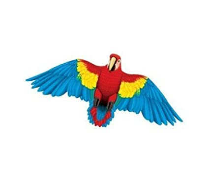Wing Flappers Macaw Kite