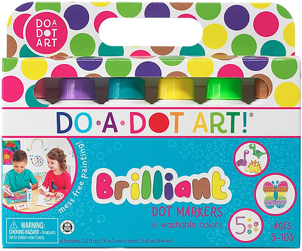 Do-A-Dot Markers Brilliant