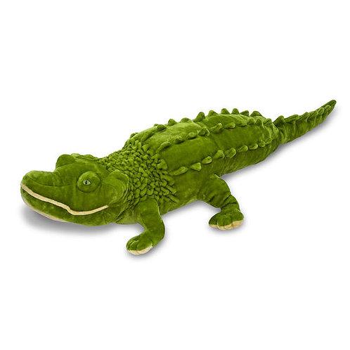 Alligator Giant Plush