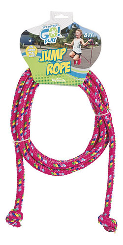8 Foot Braided Jump Rope