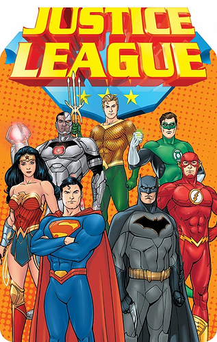 Justice League Pocket Notes