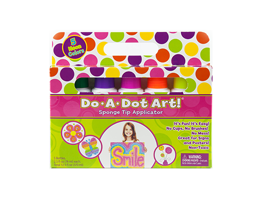 Do-A-Dot Markers Neon