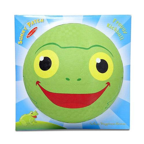 Sunny Patch Froggy Kickball