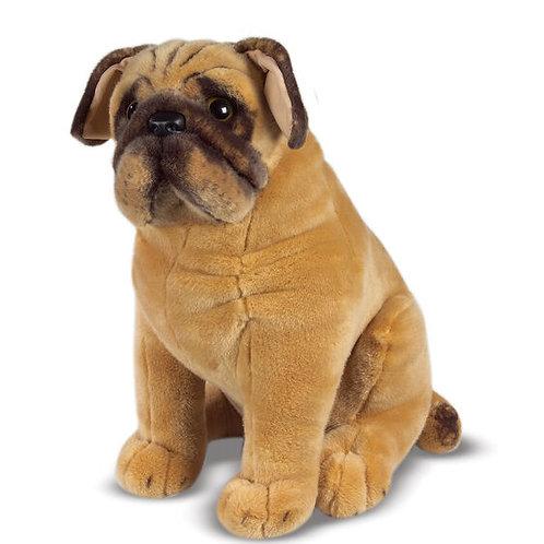 Pug Giant Plush