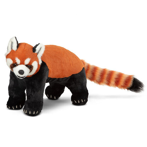 Red Panda Giant Plush