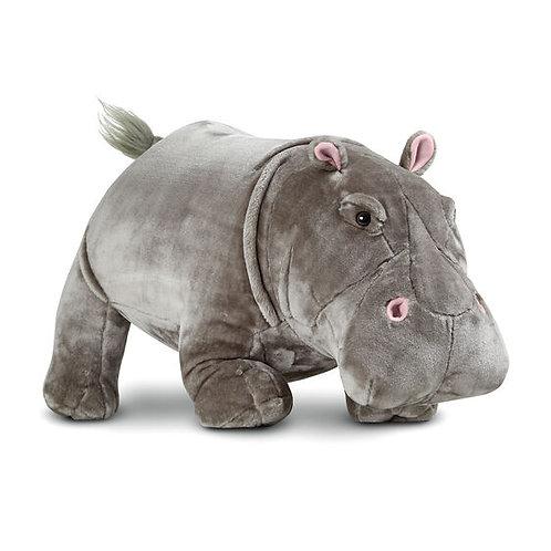 Hippopotamus Giant Plush