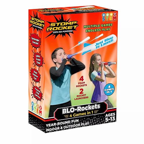 Stomp Rocket BLO-Rockets