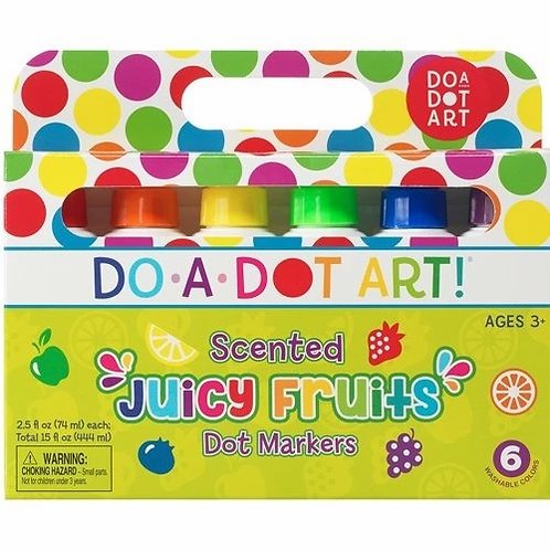 Do-A-Dot Markers Scented Juicy Fruits