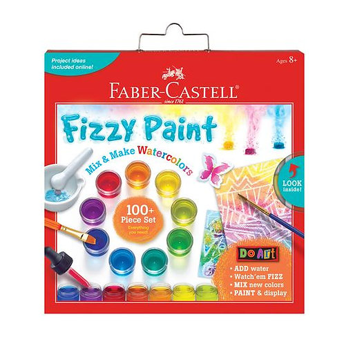 Fizzy Paint Mix & Make Watercolor