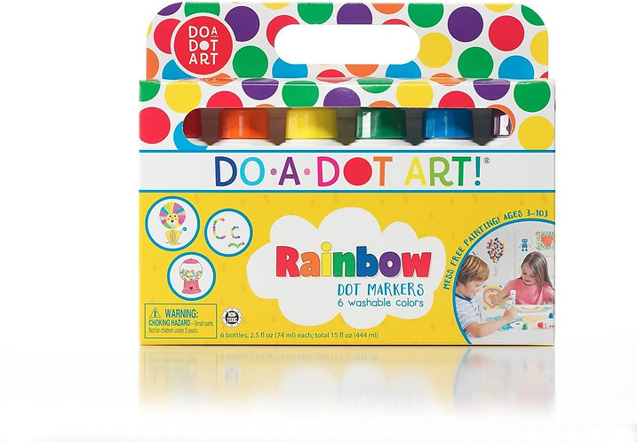 Do-A-Dot Markers Rainbow